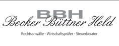 BBH Becker Büttner Held