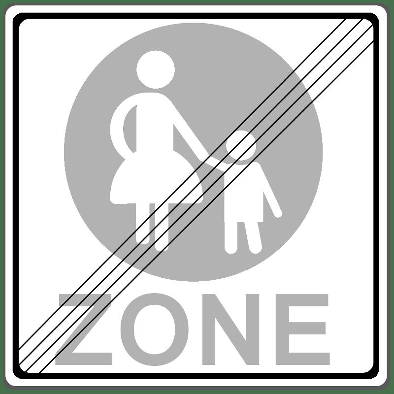 Verkehrszeichen 242-2