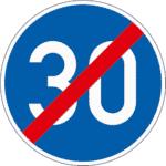 Verkehrszeichen 279