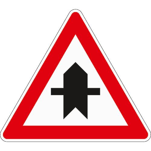 Zeichen 301: Vorfahrt