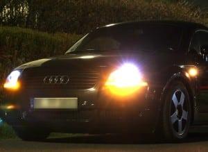 Abblendlicht bei Fahrten auf der Autobahn regelkonform nutzen