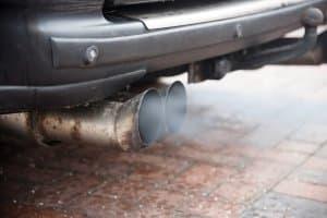 Die Abgasuntersuchung soll dazu beitragen die Umwelt zu schonen.