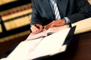 Auch ein Einspruch gehört zum Ablauf von einem Bußgeldverfahren.