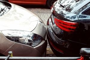 Auch mit einem Abo-Auto kann ein Unfall passieren. Die Fahrzeuge sind natürlich alle versichert.