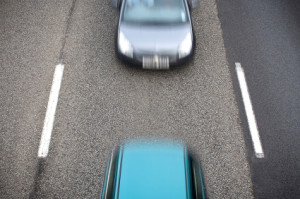 Halten Fahrer nicht genügend Abstand drohen hohe Bußgelder