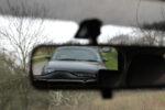 Abstandsverstoß aus der Ansicht vom Rückspiegel