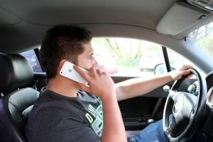 Die Aktion gegen Handy am Steuer soll unter anderem der Prävention dienen.