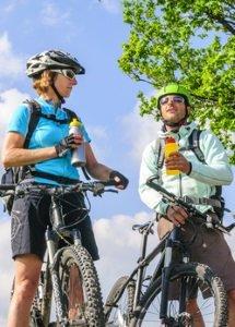 Alkoholgrenze in Bulgarien: Auch Radfahrer sollten nicht betrunken unterwegs sein.