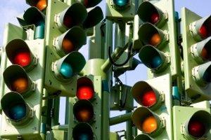 Die Ampel regelt seit 150 Jahren den Straßenverkehr.