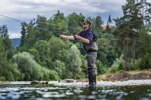 Das Angeln ist in Bremen gewöhnlich nur mit dem Angel- bzw. Fischereischein möglich.