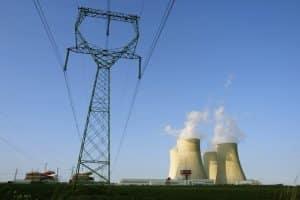 Es gibt acht Atomkraftwerke in Deutschland