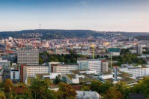 Die Ausnahmen vom Stuttgarter Diesel-Fahrverbot betreffen unter anderem Rettungsdienste, den Lieferverkehr sowie Menschen mit Behinderung.