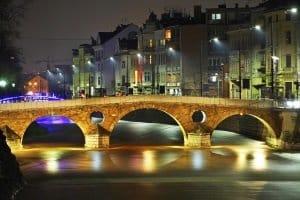 Das Auto eröffnet in Bosnien gute Möglichkeiten das Land kennenzulernen.