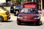 Tuning: Das Auto zu folieren ist eine günstige Alternative zum Umlackieren.