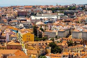 Wenn Sie ein Auto mieten, ist Lissabon ein anspruchsvolles Pflaster.