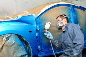 Auto Clear Coat Paint Repair