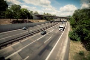 Autobahngebühren fallen in England meist nicht an.