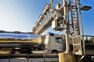 Autobahnraststätten bieten in Dänemark meist auch LKW-Fahrern eine Möglichkeit zur Pause.