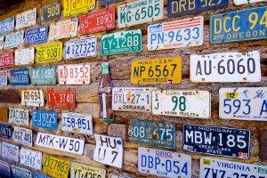 Geht ein Autokennzeichen verloren, kann es im schlimmsten Fall für Straftaten genutzt werden.