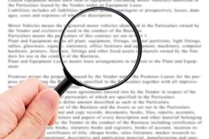 Um bei einem Autokredit den Widerrufsjoker zu nutzen, muss der Vertrag Fehler enthalten.