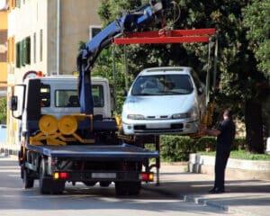 Elektrowagen oder mit Automatik? Das Auto sollten Sie abschleppen lassen.