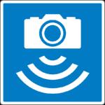 Verkehrszeichen in Dänemark: Automatische Geschwindigkeitsüberwachung