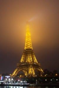 Im Herbst findet der Autosalon in Paris statt.