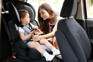 In der Regel bietet die Autovermietung in Barcelona Kindersitze zum Ausleihen an.