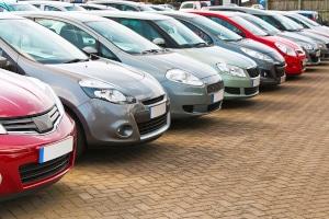 Die Autovermietung Buchbinder hat verschiedene Fahrzeugklassen im Angebot.