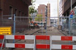 Die Baugenehmigung gilt auch für eine öffentliche Baustelle