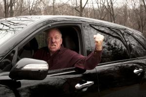 Beitrag: Beleidigung im Straßenverkehr