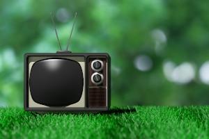 Fernsehen beim Autofahren