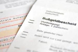 Das Beweisverwertungsverbot kann auch den Anhörungsbogen bei einem Bußgeldverfahren betreffen.