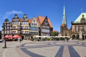 Per Blitzer wird in Bremen gegen Temposünder vorgegangen.