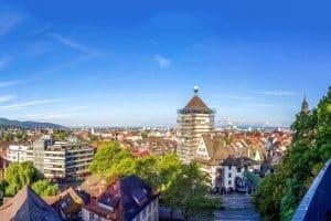 Wo stehen die Blitzer in Freiburg?