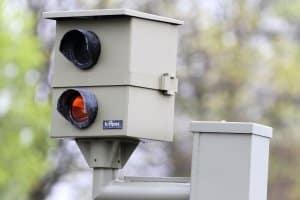 Der Blitzer feiert Jubiläum: Seit 60 Jahren werden die Geräte zur Verkehrsüberwachung eingesetzt.