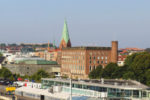Blitzer registrieren in Kiel Geschwindigkeitsüberschreitungen und Rotlichtverstöße.