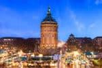 Durch Blitzer können in Mannheim Raser überführt werden.