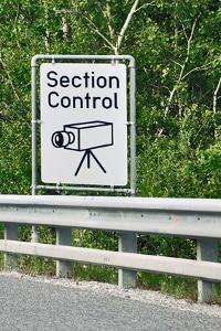 Section Control: Dieser Blitzer in der Region Hannover ist vorab außer Betrieb.