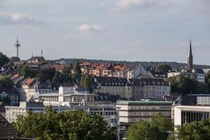 Wo finden Sie die Blitzer in Wuppertal?