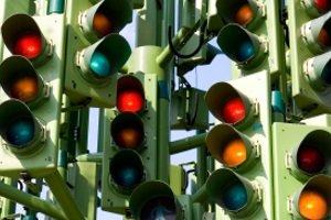 Der Blitzeranwalt verteidigt Sie auch bei einem Rotlichtverstoß.