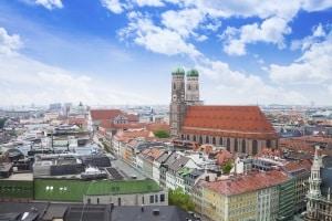 Sowohl die BMW-Zentrale als auch das Hauptwerk befinden sich seit dem Jahr 1922 in München.