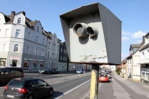 An welchen Stellen in Bonn Blitzer stehen, können Sie der nebenstehenden Liste entnehmen.