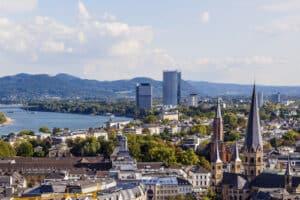 In Bonn ist die Bußgeldstelle für die Sanktionierung von Verstößen im Straßenverkehr zuständig.