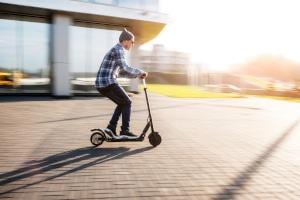 Braucht man für einen E-Scooter einen Führerschein?
