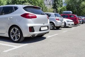 Bei Budget finden Sie Mietwagen von unterschiedlichen Automarken.