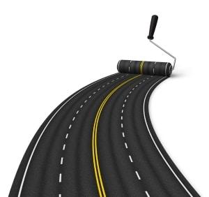 Der Bundesverkehrswegeplan 2030 will vor allem Straßen aus- und neu bauen.