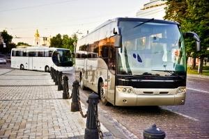 Auch im Bus sind die Ruhezeiten gesetzlich vorgeschrieben.