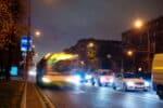 Die Busampel sorgt dafür, dass Busse schneller von A nach B gelangen.