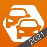 App-Icon der Bußgeldrechner-App